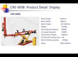 Primacy CRE-900B P00531036