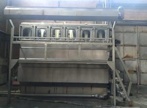 BURTOL FLOT FLOW Einfärbungsmaschine