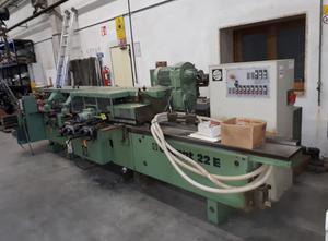 WEINIG UNIMAT 22E Gebrauchte Mehrkopf-Kehlmaschine