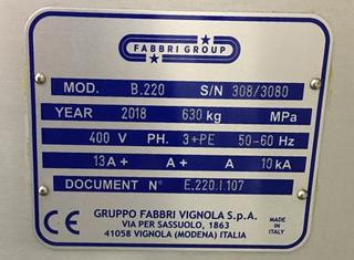 Fabbri Automac Fabbri Automac 55 Piu P210215128