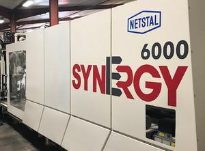 NETSTAL S6000/3700E Spritzgießmaschine
