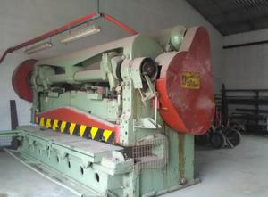 Nożyce gilotynowe hydrauliczne NTH 3500/10
