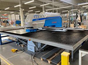 Euromac MTX 12 Flex CNC punching machine