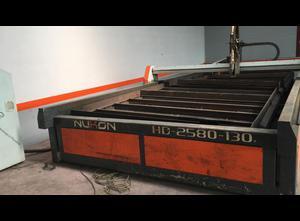 Nukon HD 2580-130 Schneidemaschine - Plasma / gas