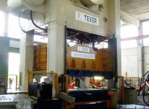 Texer 800ton Гидравлический / Механический пресс
