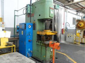 Müller 100ton metal press