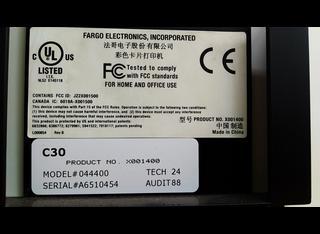 Fargo Percona C30 Fargo Percona C30 P210301040