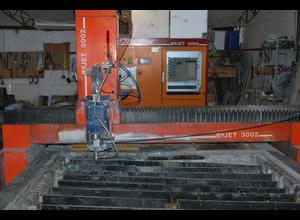Impianto di taglio con getto ad acqua Bystronic Byjet 3002