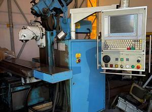 Used Zeus FB 130 cnc vertical milling machine