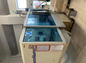 KraussMaffei 125-620 C2 Spritzgießmaschine
