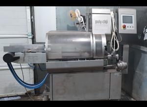 Poly-clip ICA 8700 Vakuumfüllmaschine