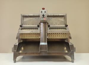 AR-Tech Harver DM300x2 Gemüse und Obst- Schneide-, Wasch- und Blanchierenmaschinen