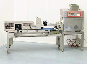 König Mini Rex 4000 + DR-RR400 Brot- oder Brötchen Komplette Produktionslinie