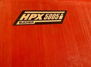 Bucher HPX 5005i P210302086
