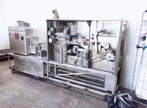 König Mini Rex GS 2000 Brot- oder Brötchen Komplette Produktionslinie