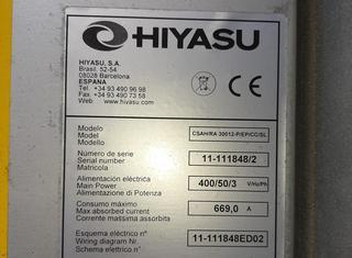 HIYASU CSAH/RA 30012-P/EP/CC/SL P210302092