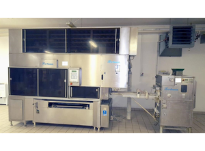 Fortuna KM K5 Brot- oder Brötchen Komplette Produktionslinie