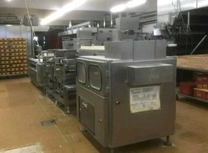 Kemper Quadro Line Brot- oder Brötchen Komplette Produktionslinie
