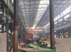Denny PA200 metal press