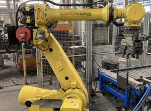 Used FANUC CORPORATION R-2000iC 210F Industrial Robot