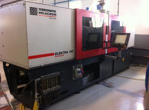 Ferromatik Milacron Elektra EE110-300 Evolution Eine elektrische Spritzgießmaschine