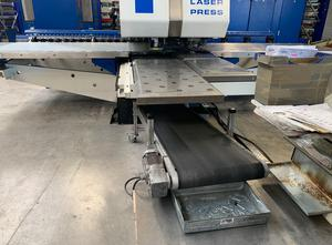 Trumpf TC 600 L Combining machine laser / punch