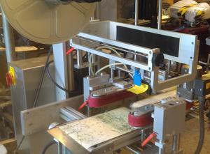HERMA 752C Etikettiermaschine