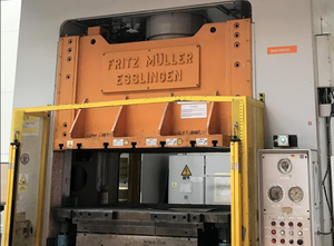 Muller Weingarten ZE315-16.24.4 Schmiedepresse