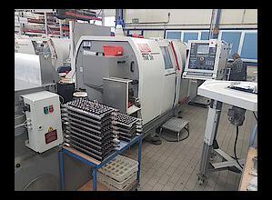 Traub TNK 36 Drehmaschine CNC