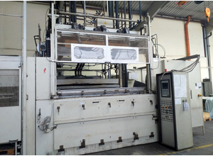 Illig UA 250/4G Thermoforming - Automatic Roll-Fed Machine