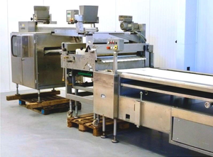 Kemper Quadro Complete bread production line