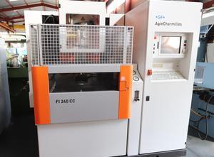 Máquina de electroerosión por hilo Agie Charmilles Robofil 240 CC