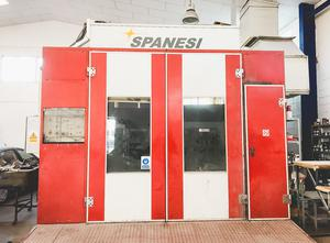 Cabina di verniciatura SPANESI ENDOTERMICAS
