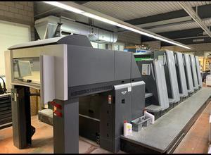 Heidelberg XL 75-5-L 5 Farben Offsetdruckmaschine