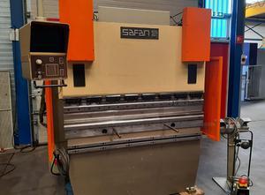 Safan 1600 x 50 t Abkantpresse CNC/NC