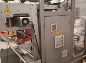 IRTA VX 320 STB Vertikalverpackungsmaschine + IRTA CA 320 Etikettierer