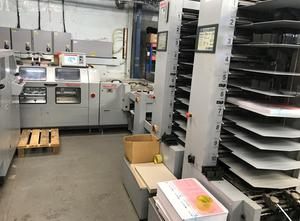 Encarteuse piqueuse Horizon SL5500 BOOKLET MAKER