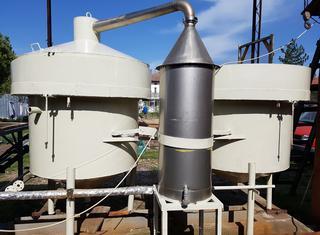 Apparatus steam distillation P210305006