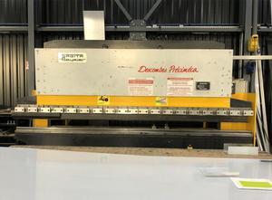 Sagita Beyeler 120 T x 4050 mm Abkantpresse CNC/NC
