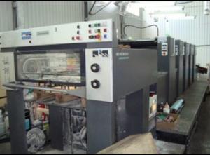 Heidelberg SM 74-5 5 Farben Offsetdruckmaschine