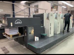 Man Roland R305 5 Farben Offsetdruckmaschine