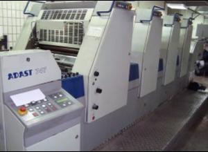 Adast Dominant 747 4 Farben Offsetdruckmaschine