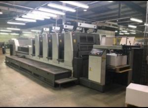 Komori LS-429+C 4 Farben Offsetdruckmaschine