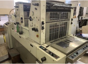 Adast DOMINANT 526P Offsetdruckmaschine 2 Farben