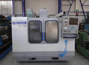 Mikron – Haas VCE 500 Bearbeitungszentrum Vertikal