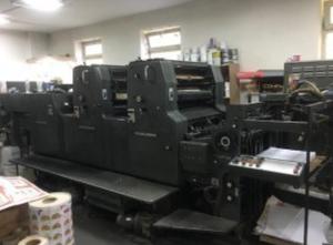 Heidelberg MOZ+L  Offsetdruckmaschine 2 Farben