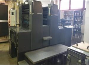 Heidelberg PM 74-2P Offsetdruckmaschine 2 Farben