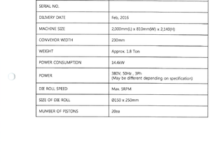 CHANGSUNG CS-J1-500R P210305075