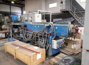 AMUT TWIN SCREW EXTRUDER BA120 for PVC Recyclingmaschine
