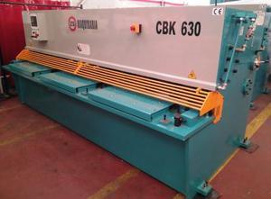 ZS CBK 3210 Hydraulische Blechschere